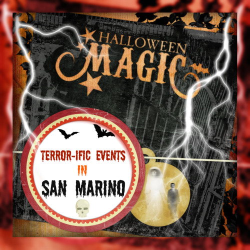 San Marino Halloween Magic