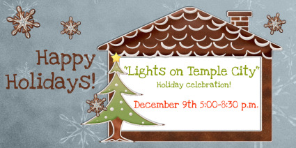 Temple City Holiday Events