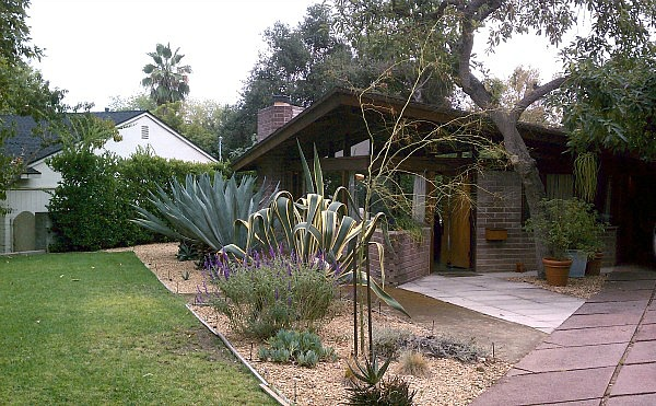 The Dorland Home by Lloyd Wright