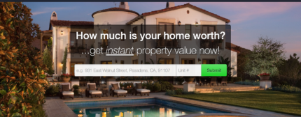 Instant Home Value Report