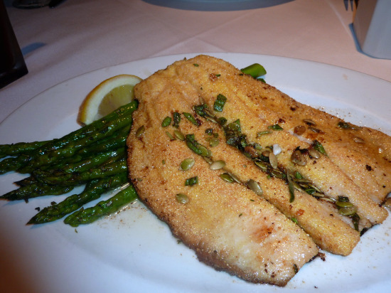 Smitty's Grill Rainbow Trout