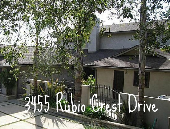 Rubio Crest Drive in Altadena is a great street near the mountains